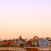 Before Sunset - Seville, Spain